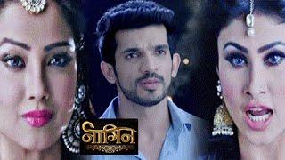 Watch: Shivanya & Sesha Fight For Ritik's Love | Naagin | Colors