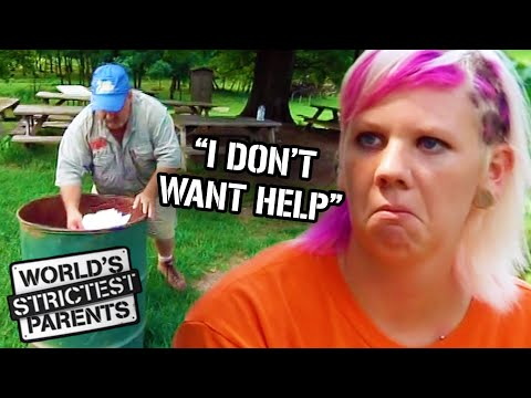 Teen Throws Mom's letter in Trash Can | World's Strictest Parents from YouTube · Duration:  2 minutes 45 seconds