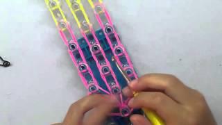 Плетем миньона 5 урок