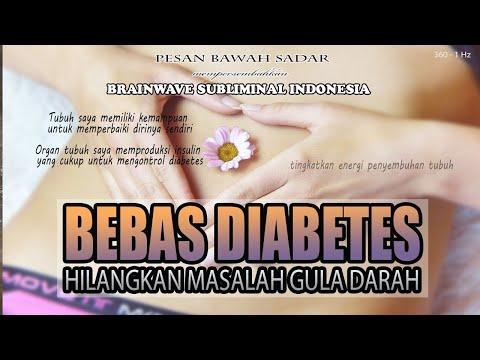 🎧 BEBAS DIABETES ★ Brainwave Subliminal Untuk Atasi Sakit Diabetes