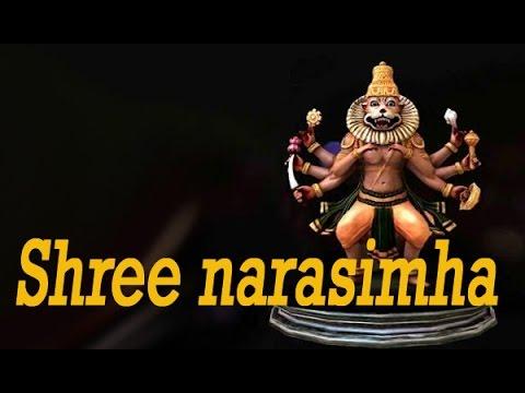 Shree Narasimha  | Om Namo Narasimha Namah | Good Ands Morning Mantra