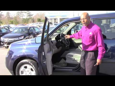 2015 Honda Pilot LX Blue Roanoke Rapids, NC
