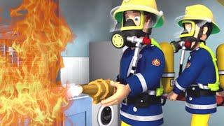 Feuerwehrmann Sam Deutsch Neue Folgen 🔥Haus in Flammen 🚒Zeichentrick für Kinder