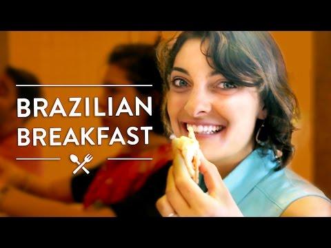 Rio's Breakfast with Tamara Willing Silva