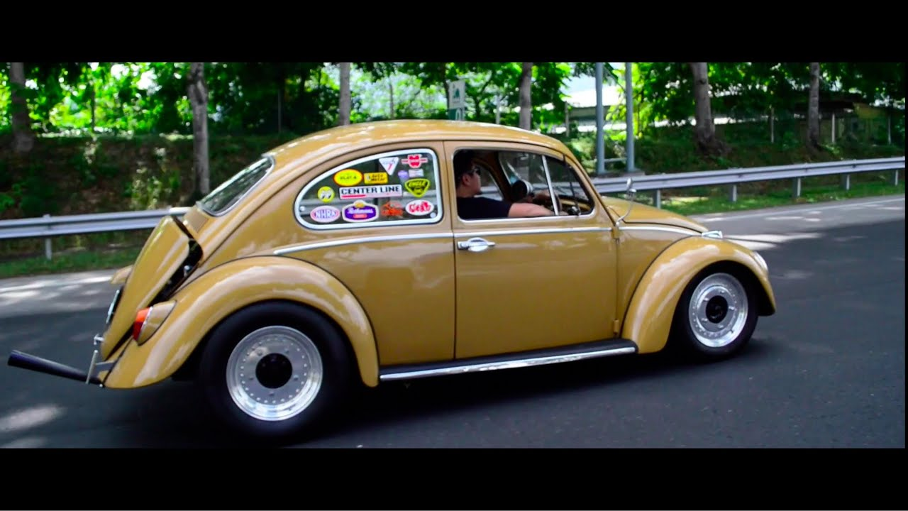 Lawson's '66 VW Beetle - YouTube
