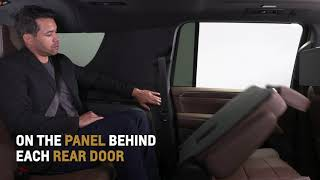 homepage tile video photo for All-New 2021 Tahoe and Suburban: Folding Sliding Rear Seat | Chevrolet