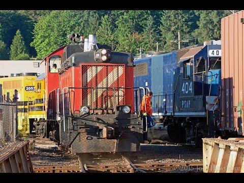 Simpson Railroad's Final Days June 12, 2015