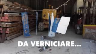 Progetto: restauro Iveco TurboStar 190 42 fuller