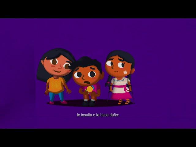 El abuso infantil es un monstruo - Gobierno de Michoacán