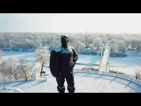 С Новым годом Оренбург!
