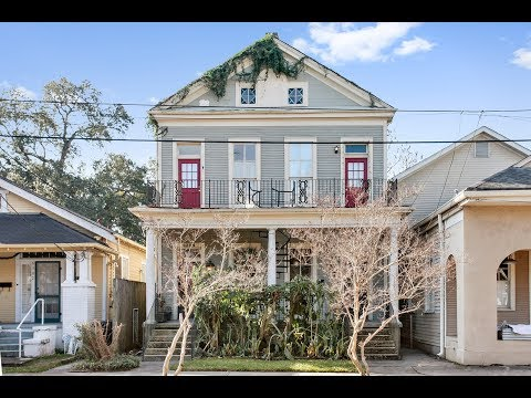 LEASED! 6306 A Magazine St   Uptown New Orleans Rental Near Audubon Park