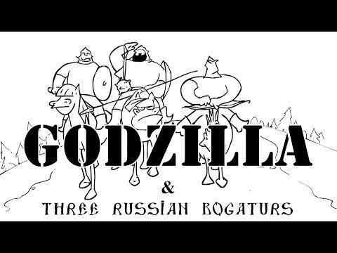 Три богатыря против Фредди Крюгера/Freddy Krueger vs Three Russian Bogaturs