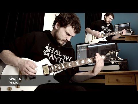 Vacuity - Gojira - Guitar Cover [HQ]