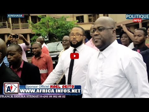 PRESIDENT FATSHI AZO PRÊTER SERMENT LOBI, BA PASTEURS YA CONGO BA KOTI LIKAMBU WANA...