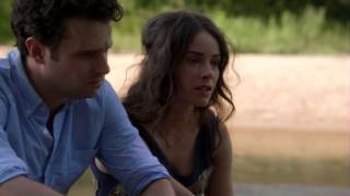 Abigail Spencer talking and kissing scene - Rectify streaming