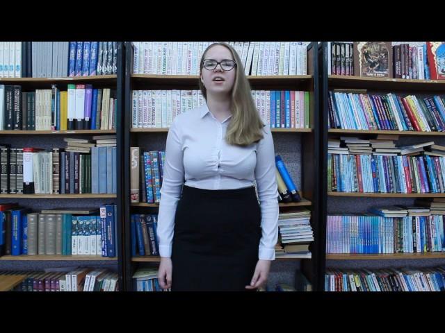 Изображение предпросмотра прочтения – ВарвараКузнецова читает произведение «Зинка» Ю.В.Друниной