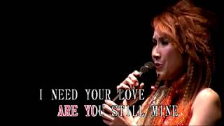 呂珊 Rosanne Lui - Unchained Melody (呂珊閃耀07演唱會)