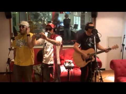 The Babysitters Circus - Everything's Gonna Be Allright (live @ Roodshow)