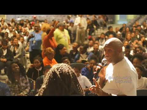 15 Magnificent Years Tour @ A Maceo Walker Middle School   Part 1