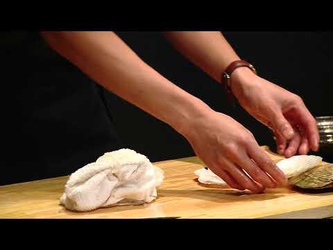 Sashimi Sò Điệp