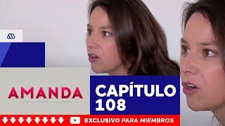 Amanda - ¡Gloria descubrió a Claudio con Josefina! / Capítulo 108