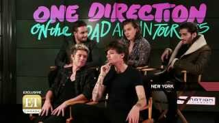 ET Canada - One Direction Talk 'On The Road Again' Tour Announcement