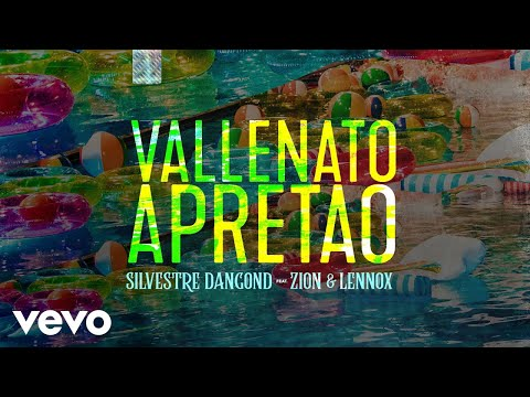 Silvestre Dangond – Vallenato Apretao (Remix – Audio) ft. Zion & Lennox