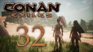 Conan Exiles - прохождение игры на русском - Безымянный Город [#32] | PC