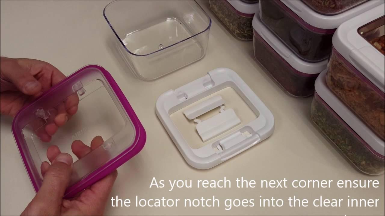 TCI NZ Visto kitchen storage solutions assembly YouTube