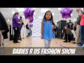 Babies R Us Fashion Show + Update DITL 90