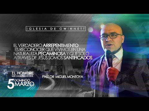 Iglesia de Gwinnett, El hombre que camino con Dios - Pastor Miguel Montoya,