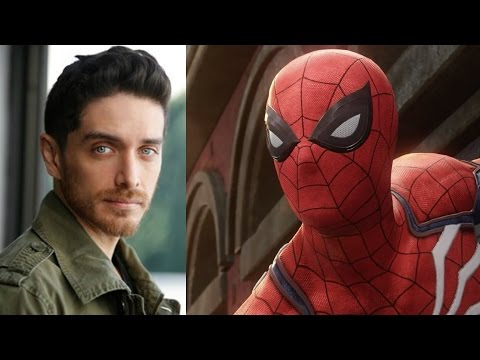 SpiderMan PS4 with Josh Keaton SpiderManPS4