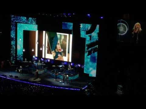 Stevie Nicks Live at Vivent Smart Arena Salt Lake City Utah 2/25/2017
