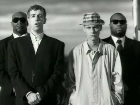 Клип Pet Shop Boys - So Hard