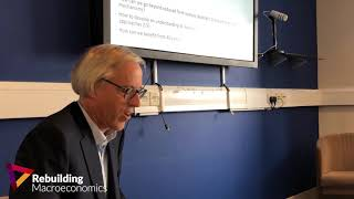 Richard Bronk - Discussant to 'Dirk Bezemer - New Research Directions in Financial Resilience'