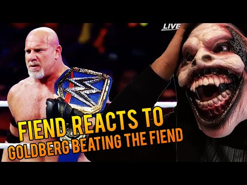 the-fiend-reacts-to-goldberg-winning-universal-title