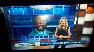 Charissa Thompson Fox Sports Live 2013