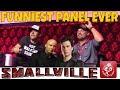 Smallville Panel at Rose City Comic Con 2018 (Tom Welling, Michael Rosenbaum) Just Awesome