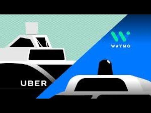Uber & Google / Waymo Settle Lawsuit for $245M