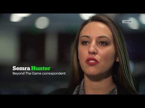 Semra Hunter - Sports Correspondent Showreel 2017