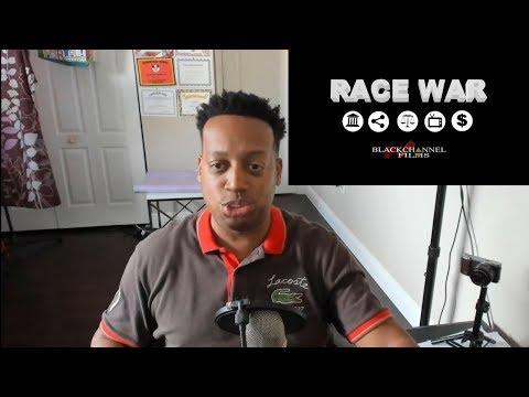 Jason Black Race War Trailer | GMOGMediaTV Reaction