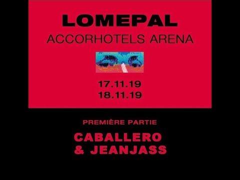 X-men - Lomepal(Bercy)