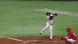 ソフトバンク 長谷川勇也 登場曲〜前に!/SMAP 2015.3.21