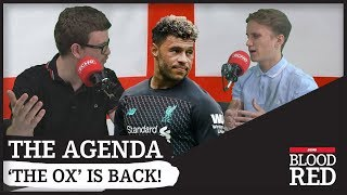 The Agenda: Is Oxlade-Chamberlain a serious midfield option for Liverpool?