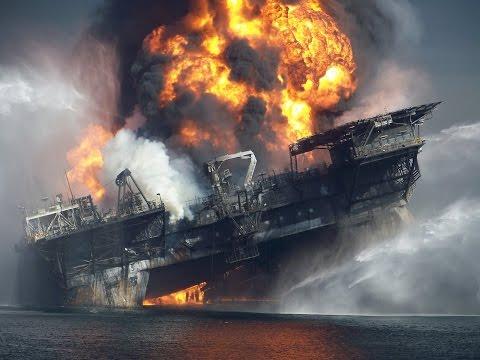 ˽DOKU˽ Wahnsinn auf dem Meer Explosion auf der Ölplattform Deep Water Horizon