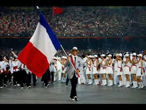 La Marseillaise - Beijing 2008