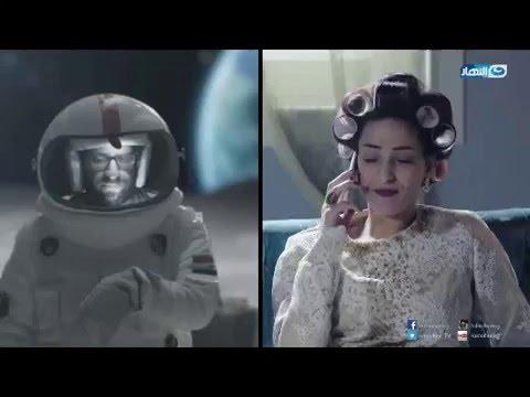 فيديو اول رائد فضاء مصري مع زوجته على كوكب عطارد HD