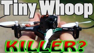 Eachine H8 Mini FPV Mod - Tiny Whoop Killer?