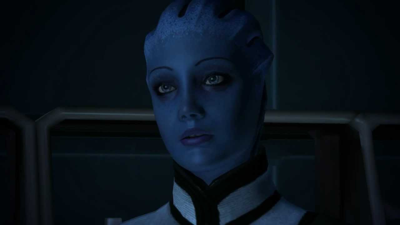 Mass effect how to romance liara
