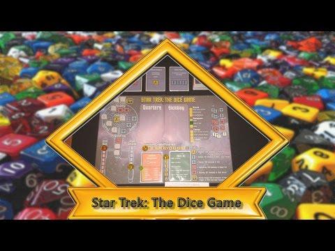 Print & Play #08: Star Trek: The Dice Game - Mission 3